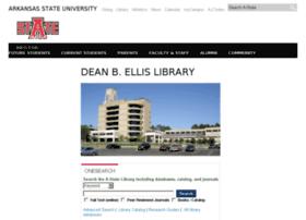 library.astate.edu