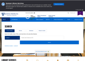 library.jhu.edu