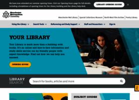 library.mmu.ac.uk