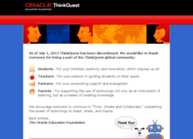 Library.thinkquest.org