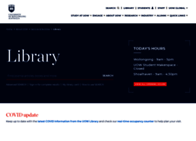 library.uow.edu.au
