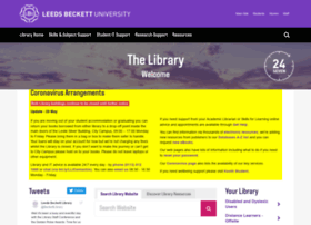 libraryonline.leedsmet.ac.uk