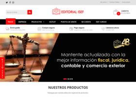 Libreriaisef.com.mx