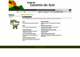 licitacao.ac.gov.br