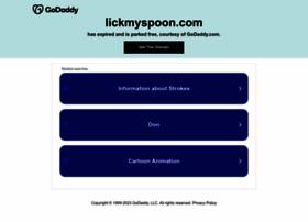 lickmyspoon.com
