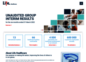 lifehealthcare.co.za
