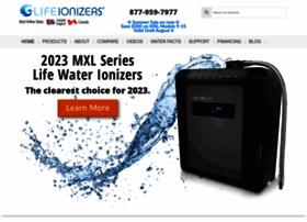 lifeionizers.com