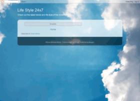 lifestyle24x7.blogspot.com
