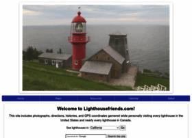 lighthousefriends.com