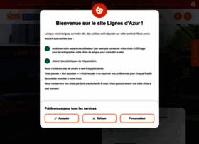 Lignedazur.com
