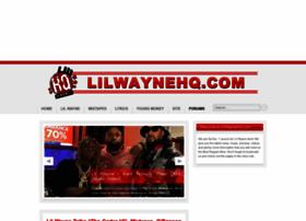 lilwaynehq.com