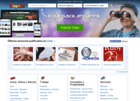 Lima.doplim.com.pe