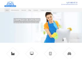 limpiezasherencia.com