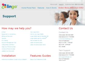 lingosupport.com