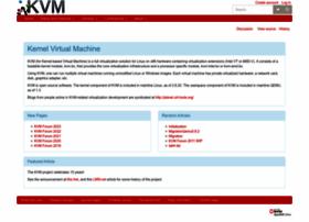 Linux-kvm.org