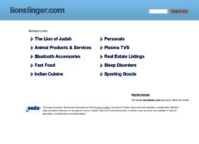 lionslinger.com
