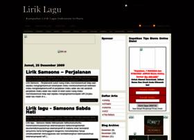 liriklaguindonesiaterbaruku.blogspot.com