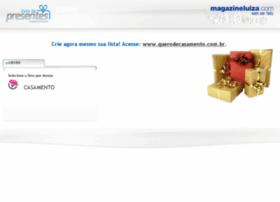 Listadecasamento.magazineluiza.com.br