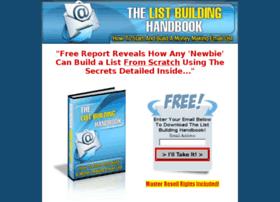 listbuildinghandbook.com