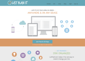 listplanit.com