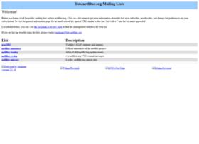 lists.netfilter.org