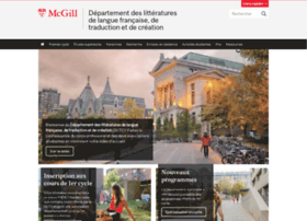litterature.mcgill.ca