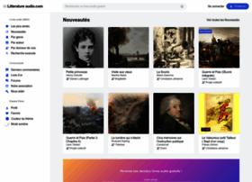 litteratureaudio.com