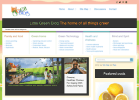 littlegreenblog.com