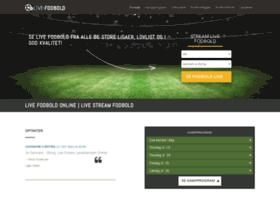 live-fodbold.dk