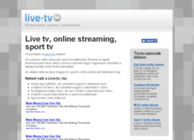 live-tv.hu
