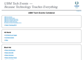 liveevents.techweb.com