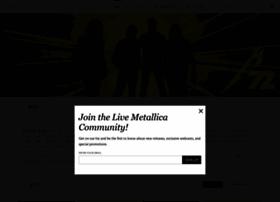 livemetallica.com