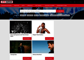 livenation.co.uk