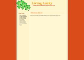 Livinglucky.com