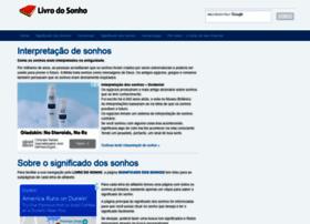 Livrodosonho.com
