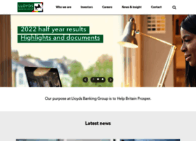 lloydsbankinggroup.com