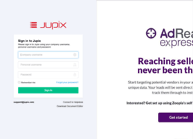 Login.jupix.co.uk