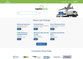 logisticsjobsite.com