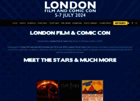 londonfilmandcomiccon.com