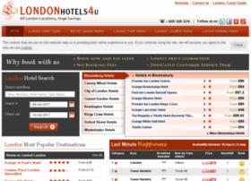 londonhotels4u.com