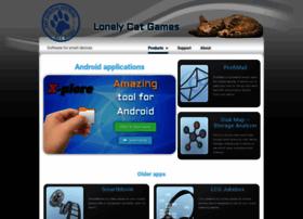 lonelycatgames.com
