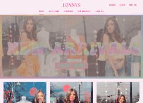 lonnys.com