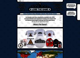 losethegame.com