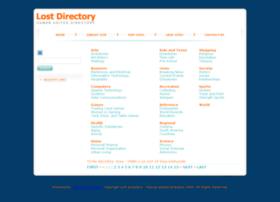 lostdirectory.com