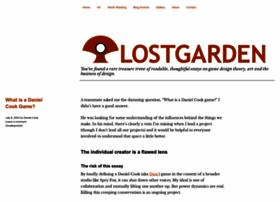 lostgarden.com