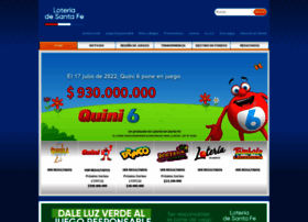 Loteriasantafe.gov.ar
