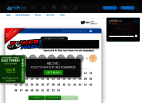 Lotto.pch.com