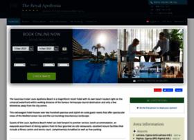 louis-apollonia-beach.hotel-rez.com