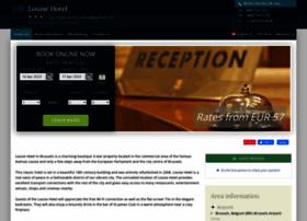 louise-hotel-brussels.h-rez.com