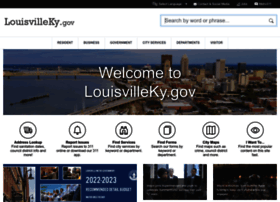 louisvilleky.gov